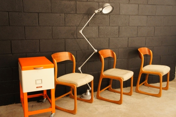 Original 1960's Chairs Baumann