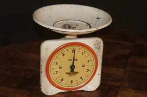 Vintage Krups Kitchen Scales