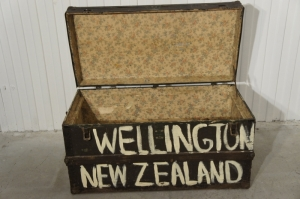 Old Travelling Trunk