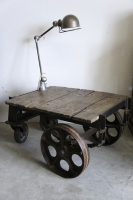 Industrial Factory Cart