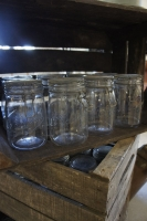 Vintage French Preserving Jars