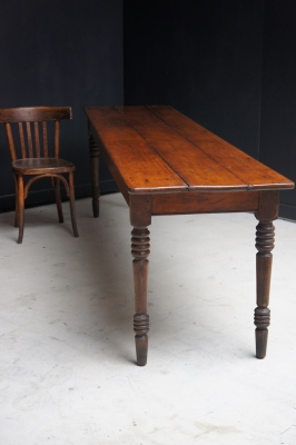 antique-french-dining-table-wooden-rustic-france-nz-2