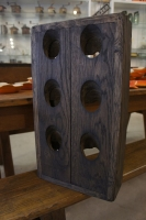 Champagne Riddling Rack Small