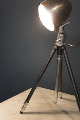 2 CV Industrial Lamp