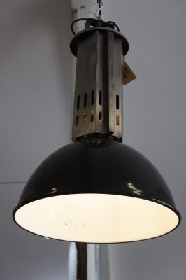 french-industrial-factory-light-enamel-metal-vintage-nz