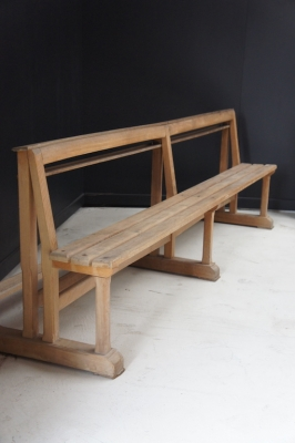 french-oak-antique-pew-nz-
