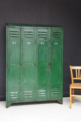 vintage-industrial-metal-lockers-storage-french-cabinet-nz-4
