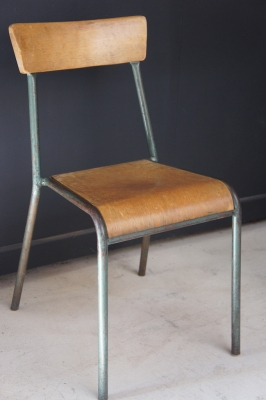 vintage-industrial-school-chair-french-nz-1